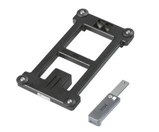 Basil MIK Adapterplatta För att fästa väska/korg till MIK-system