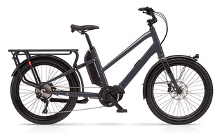 Benno Boost E CX Elcykel Anthracite Grey