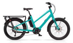 Benno Boost E CX Elsykkel Aqua Green
