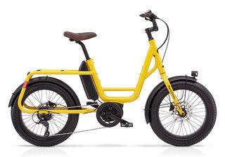 Benno RemiDemi Elsykkel Turmeric Yellow
