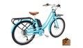 Benno eJoy Elsykkel Capri Blue, Bosch Active Line+, 9-Delt