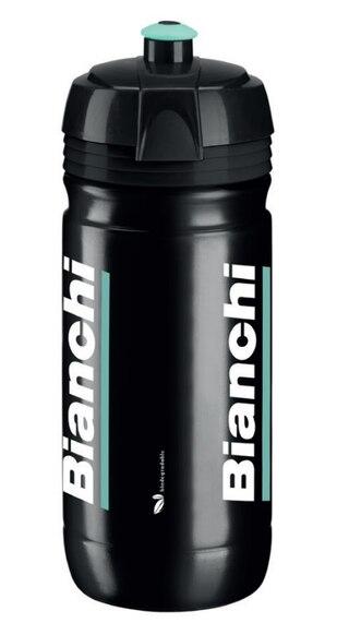 Bianchi Corsa Flaske Team Black, 600 ml