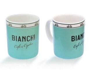 Bianchi Café&Cycle Mug CK16/Celeste