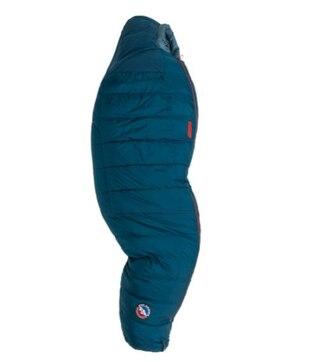 Big Agnes Sidewinder 35 Lang Sovsäck 1,6°C Limit, blå, 1,02kg