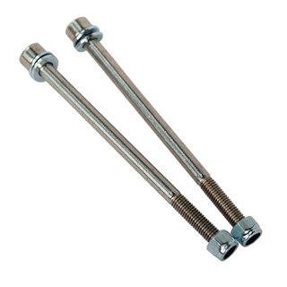 Skruv Insex M5 x 80 mm - 2 st Bredd: 5mm, längd: 80mm, Rostfri