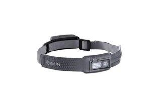 BioLite Headlamp 330 Hodelykt Midnight Grey