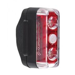 Blackburn Dayblazer 65 Baklys Sort, 65 lumen, USB Oppladbar