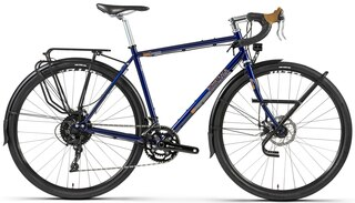 Bombtrack Arise Tour Hybridcykel Stål, 2x10 gir, 14,7 kg