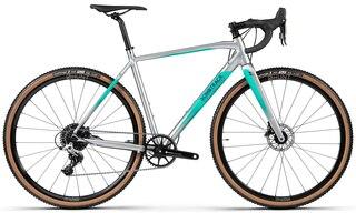 Bombtrack Tension 2 Cyclocross Alu, SRAM Rival 1x11, 8,9 kg