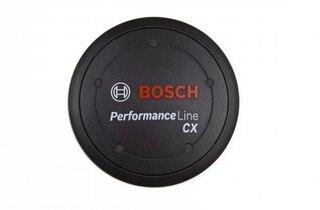 Bosch Performance CX Logo Cover Svart