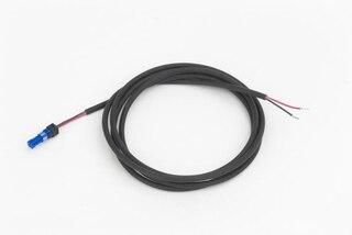 Bosch Framlys 1400 mm Kabel Sort