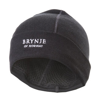 Brynje Arctic Hjälmmössa Svart, Str. L