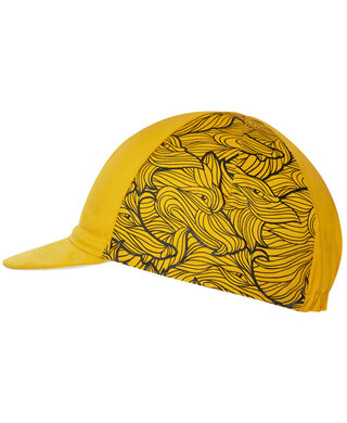 Café Du Cycliste Animal Caps Wolf