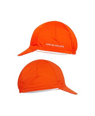 Café Du Cycliste Classic Caps Orange