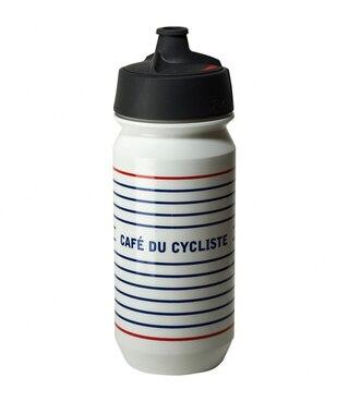 Café Du Cycliste Bidon 500 ml Flaske Hvit