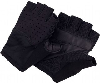 Café Du Cycliste Summer Mitts Hansker Sort