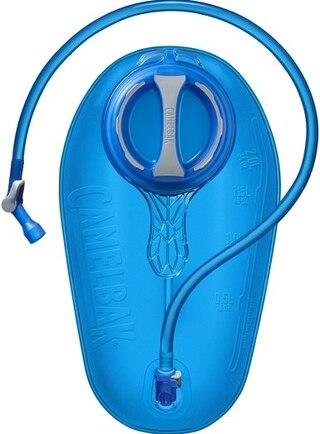 Camelbak Crux 2L Drikkeblære Blå, Inkludert drikkeslange