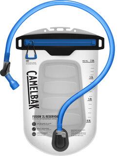 Camelbak Fusion 2L Vattensäck Genomskinlig, inklusive dricksslang