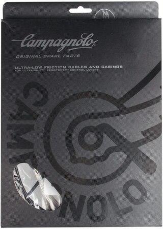 Campagnolo Ultra Speed Kabelsett Sort, bremser + gir, Passer 9/10/11-delt
