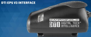 Campagnolo DTI EPS V3 Interface ANT+, Bluetooth