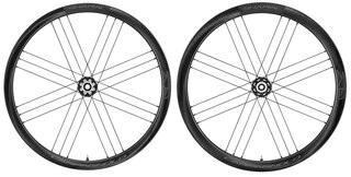Campagnolo Shamal Carbon Disc Hjulsett TA, 2WF, Campa 9-13s, AFS/CL, 1585 g