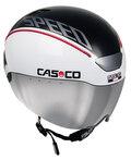 Casco SPEEDtime Tempohjelm Hvit, Kompromissløs aerodynamikk!