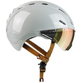 Casco ROADster Plus Hjälm M/Visir Hvit, Str. M