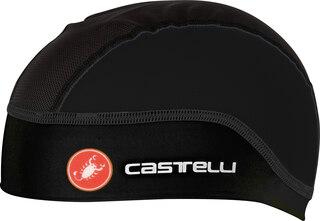 Castelli Summer Skullcap Sort, Fukttransporterende og lett!