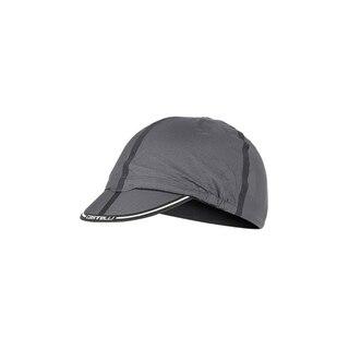 Castelli ROS Sykkelcaps Grå, Perfekt til våte og tørre forhold