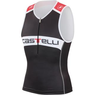 Castelli Core Tri Top Sort/Hvit, Super fore triatlon!