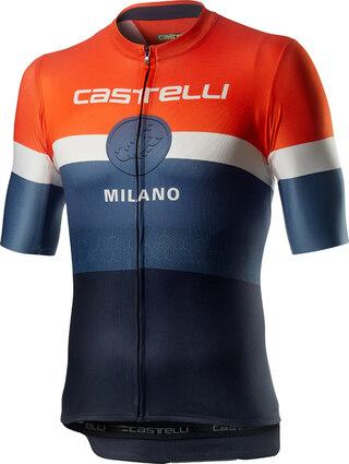 Castelli Milano Kort Sykkeltrøye - Bikeshop.no