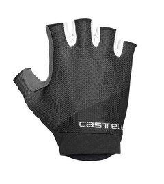 Castelli Roubaix Gel 2 Sykkelhansker Light Black, Str. M