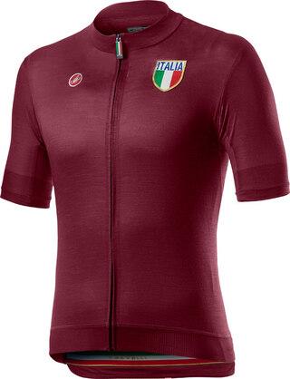 Castelli Italia 20 Kort Sykkeltrøye Pustende, lettvekt, mye komfort!