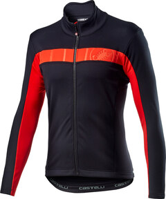 Castelli Mortirolo VI Sykkeljakke Light Black, Str. XL