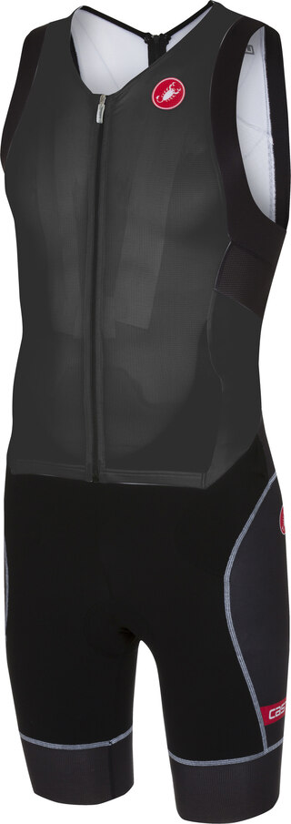 Castelli Free Sanremo SL Tri Suit Flera färger, 2 lommer bak