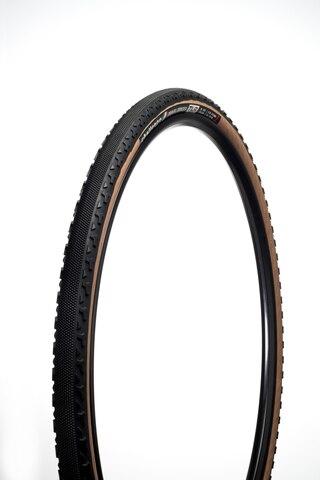 Challenge Gravel Grinder TLR Dekk Sort/brun, 700x38c, 120 TPI
