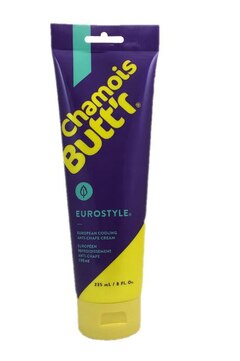 Chamois Buttr Eurostyle 235 ml Kräm Kylmedel, skyddar huden!