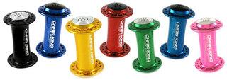 Chris King Hub Shakers Salt og pepperbøsse
