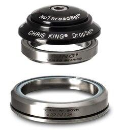 Chris King DropSet 3 Keramisk Styrelager Sort, 41/52mm 36/45°