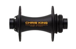 Chris King CL Boost Frontnav Two Tone Sort/Gul, 32H