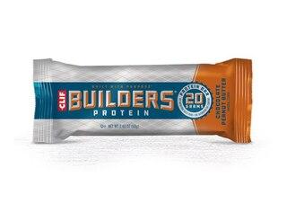 CLIF Bar Builders Proteinbar ESKE 12 x 68g, Kakao og Peanøttsmør