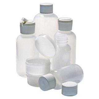 Coghlans Flaskbehållare Set 2x15 ml, 2x35 ml, 2x50 ml, 1x120 ml
