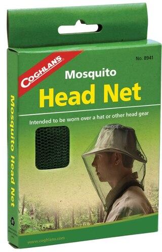 Coghlans Head Net Myggnät Nät, Polyester