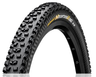 "Conti Mountain King 2.3 Protec 29"" Dekk 29"" x 2.3, 240TPI, BlackChili, 745g"