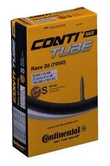 """Continental Race Wide 28"""" Slange 25-622 - 32-630, 42 mm presta, 125 g"""