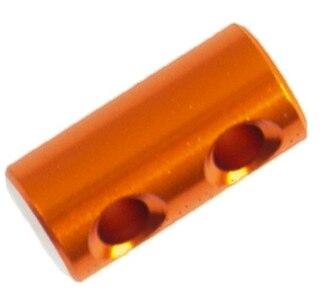 Crankbrothers Pin 3 Ekerholder Orange, 5,95mm