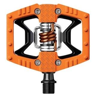 Crankbrothers Double Shot 2 Pedaler Orange, Kombipedal, 395g
