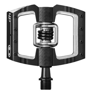Crankbrothers Mallet DH Racing Pedaler Sort, 479 gram, For DH racing!