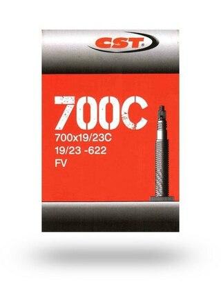 CST 19/23- 622 FV Slange Butyl, 700 x 19/23C, 35 mm presta ventil
