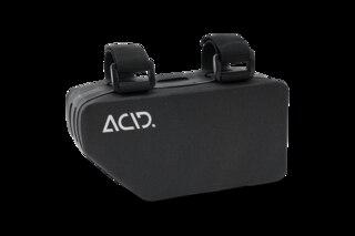 Cube Acid Front Pro 1 Ramväska Svart, vattenavvisande, PVC fri, 1 liter